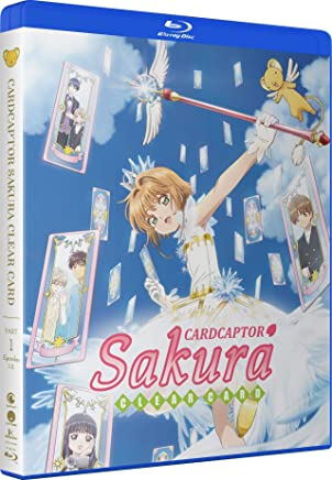 Cardcaptor Sakura Clear Card Part 1 Blu-Ray(カードキャプターさくら クリアカード編 パート1 1-11話)