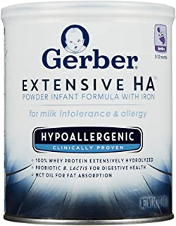 Gerber Baby Formula - Extensive HA Powder - Powder - 14.1 oz - 6 pk