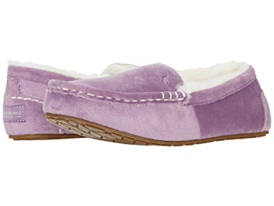Koolaburra by UGG Kids Riley Shimmer (Little Kid/Big Kid) (Aster Purple) Girl