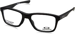 8a3596a2a8 Oakley 8107, Monturas de Gafas Unisex adulto, Negro (Satin Black), 51