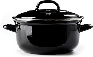 BK Cookware CC002462-001 Dutch Oven 3.5QT, Black