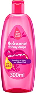 JOHNSON'S Baby, Kids Shampoo, SHINY DROPS 300ml