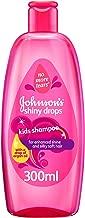 JOHNSON'S Baby, Kids Shampoo, SHINY DROPS 300ml