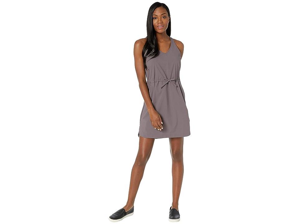 Mountain Hardwear Railaytm Stretch Dress (Purple Dusk) Women