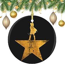 Hamilton Ornament and Mask Set