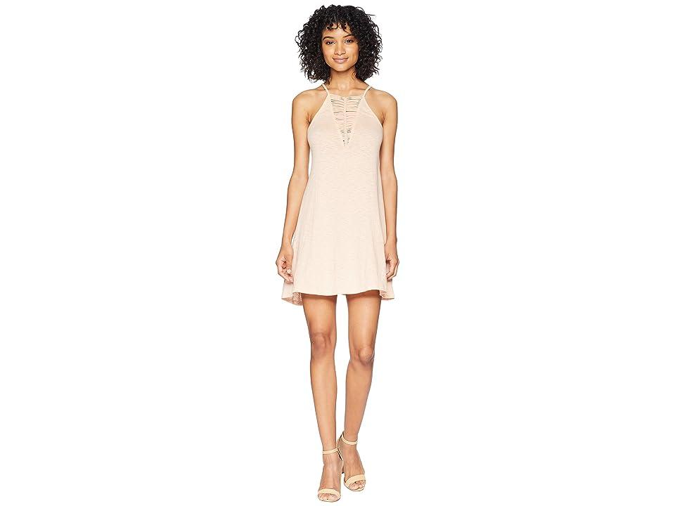 Billabong Ray Me Dress (Nude) Women