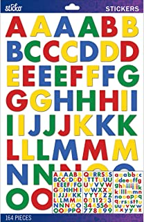 Best large alphabet stickers Reviews