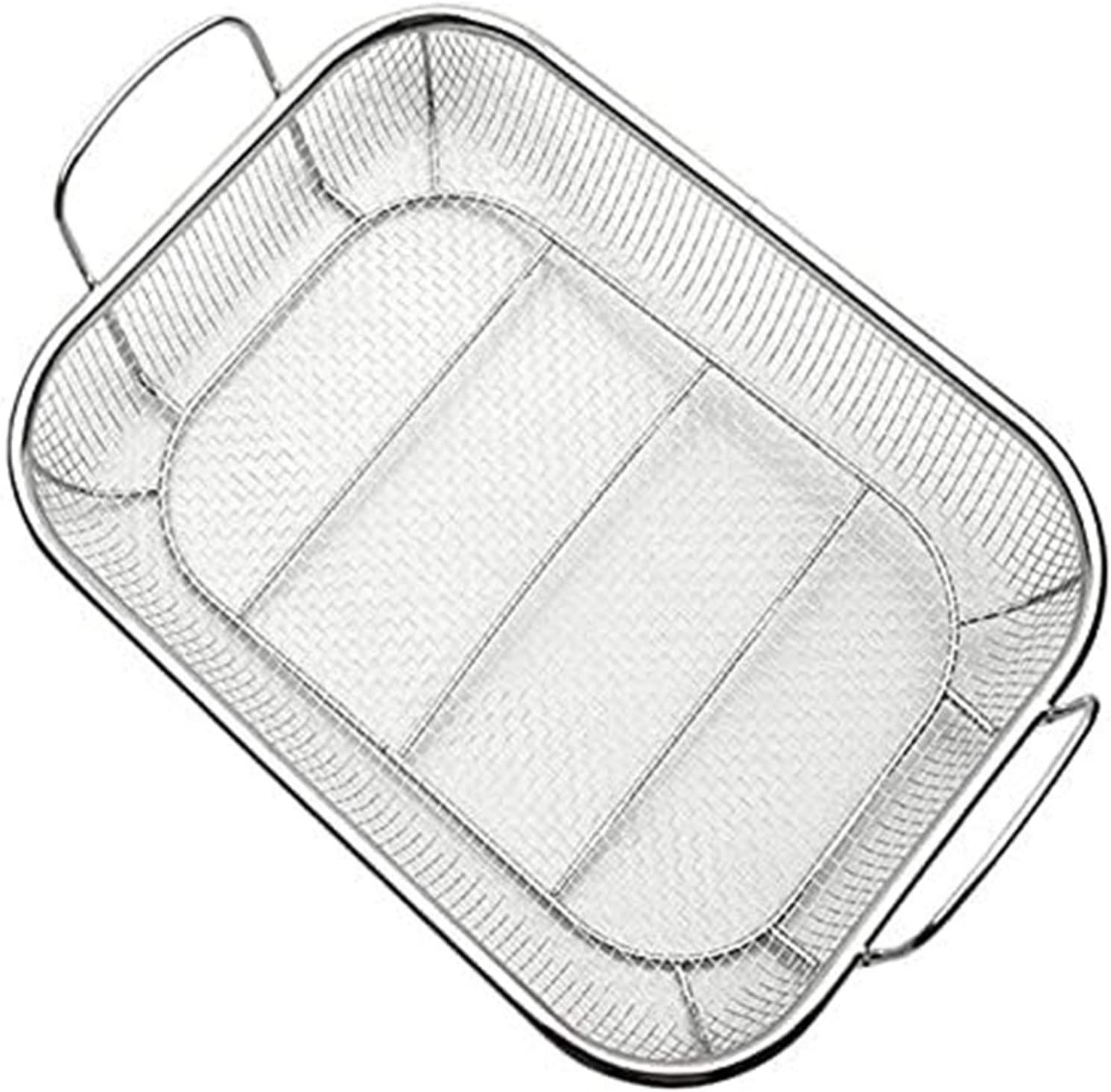 JJZXPJ BBQ Accessories Stainless 2021 new Steel and Square Outstanding Vegetable