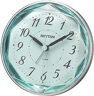 Rhythm 8RE655WR05 Super Silent Alarm Clock