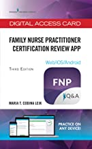 Family Nurse Practitioner Certification Review App - Includes All Content From the Book! - Digital Access Card for Highly-...