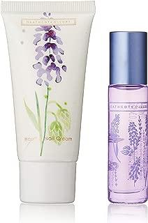 Heathcote & Ivory Festive Floral Hands & Perfume Pair, Lavender Fields