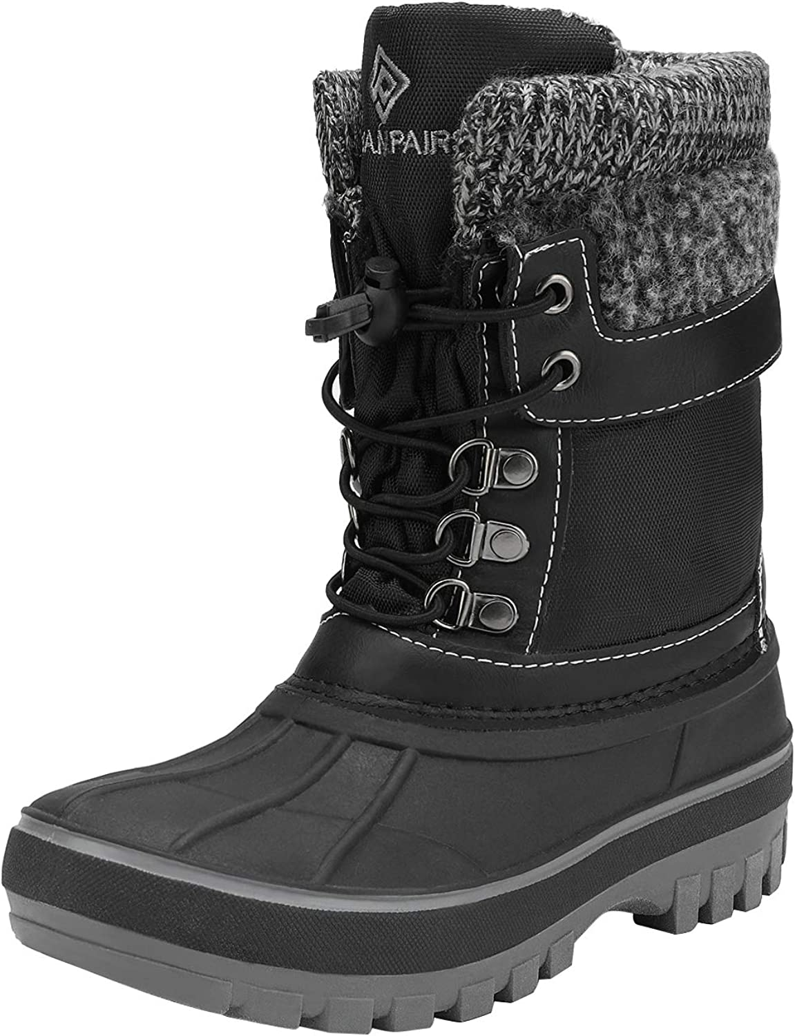 DREAM Complete Free Shipping PAIRS Boys Girls Insulated Snow Waterproof Max 72% OFF Boots Winter