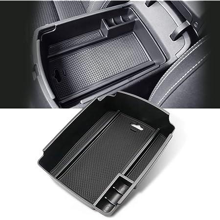 YEE PIN Sportage QL4 Scatola del Bracciolo Scatola di immagazzinaggio Sportage Accessori con Antiscivolo Tappetini (Only Automatic transmission Electronic Brake)