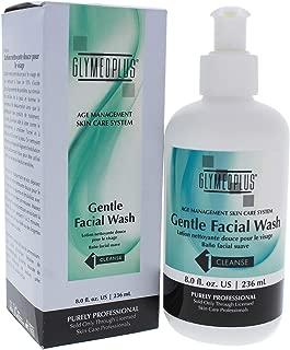 GlyMed Plus Age Management Gentle Facial Wash, 8 Ounce