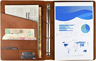 Presse-papiers A4 Lerder Presse-papiers avec classeur à 4 anneaux Classeur à anneaux Classeur à anneaux Dossier de confére...