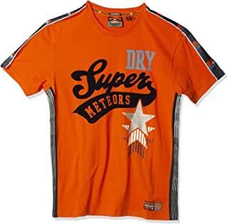 SuperDry Men's Podium Mid Weight PODIUM MID WEIGHT TEE