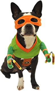Nickelodeon Silver Paw Teenage Mutant Ninja Turtles Reality Dog Costume
