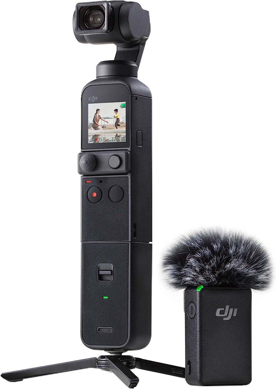 DJI Pocket 2 Stabilizer Action Camera