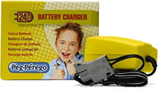 Peg Perego – set batteriladdare, 24 V, 1 A