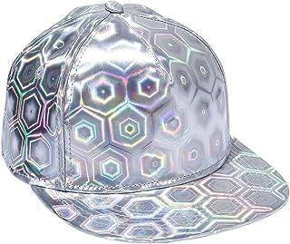 970e0a438b3c07 Samtree Unisex Snapback Hats,Adjustable Hip Hop Flat Brim Baseball Cap
