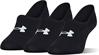 Under Armour Women's Ultra Low Socks, 3-Pairs