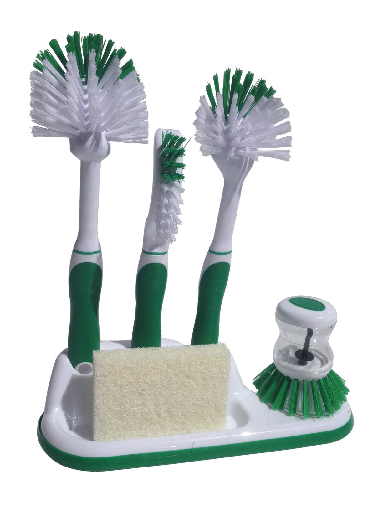 Long Lasting Compact Big Brush to Clean Toilet 99.9/% Germs Killer 2-in-1 Toilet Brush Supplementary Drip Tray for Drainage Easy Storage Toilet Brush Vila Small Brush to Clean Grooves and Corners