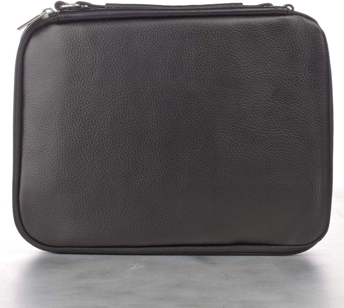 Two-Fold Luxleather Organizer Blk XL