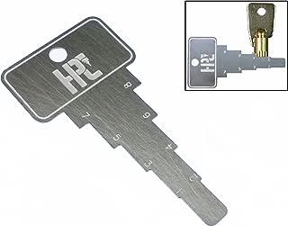 HPC   Tubular Key & Pick Decoder No. TKPD-1