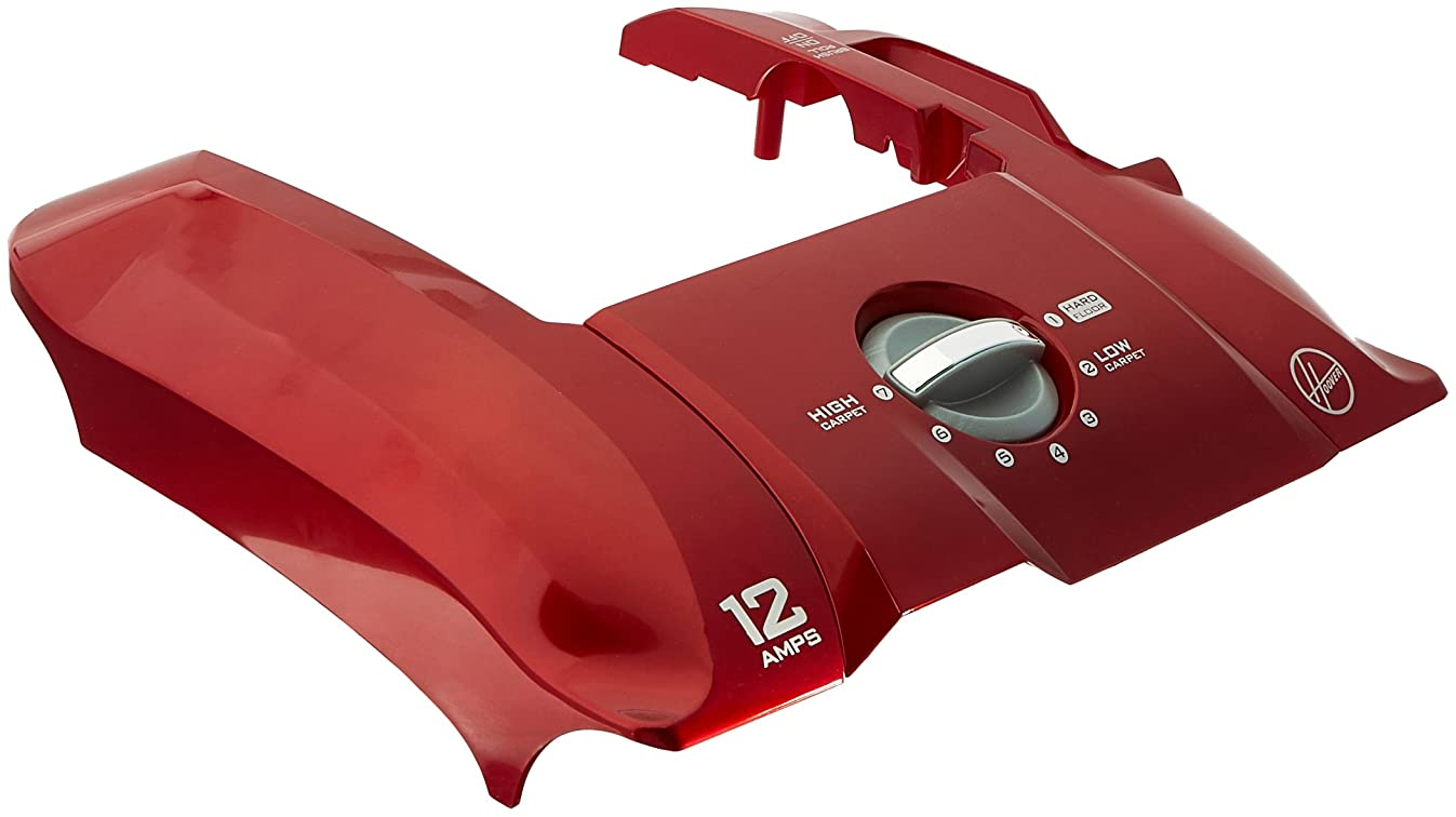 Hoover Nozzle Cover, Red Metallic Uh72600
