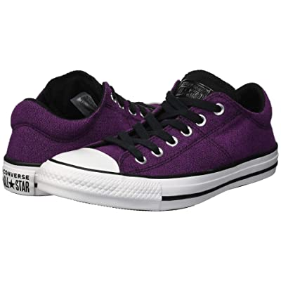 Converse Chuck Taylor All Star Madison Ox (Icon Violet/Black/White) Women