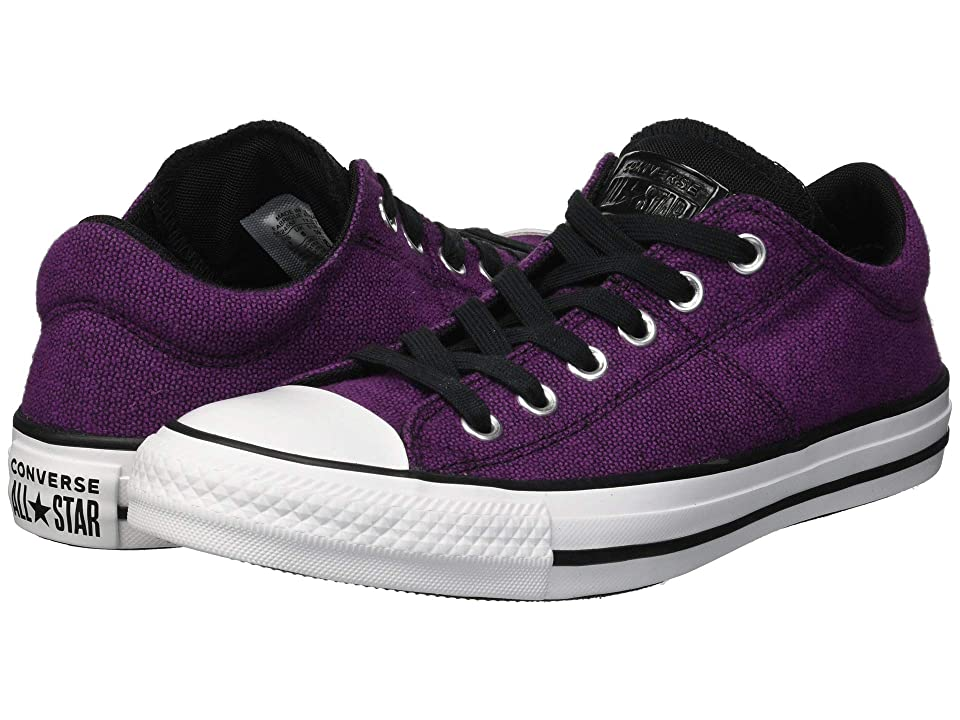 Converse Chuck Taylor All Star Madison Ox (Icon Violet Black White) Women dc34959f8