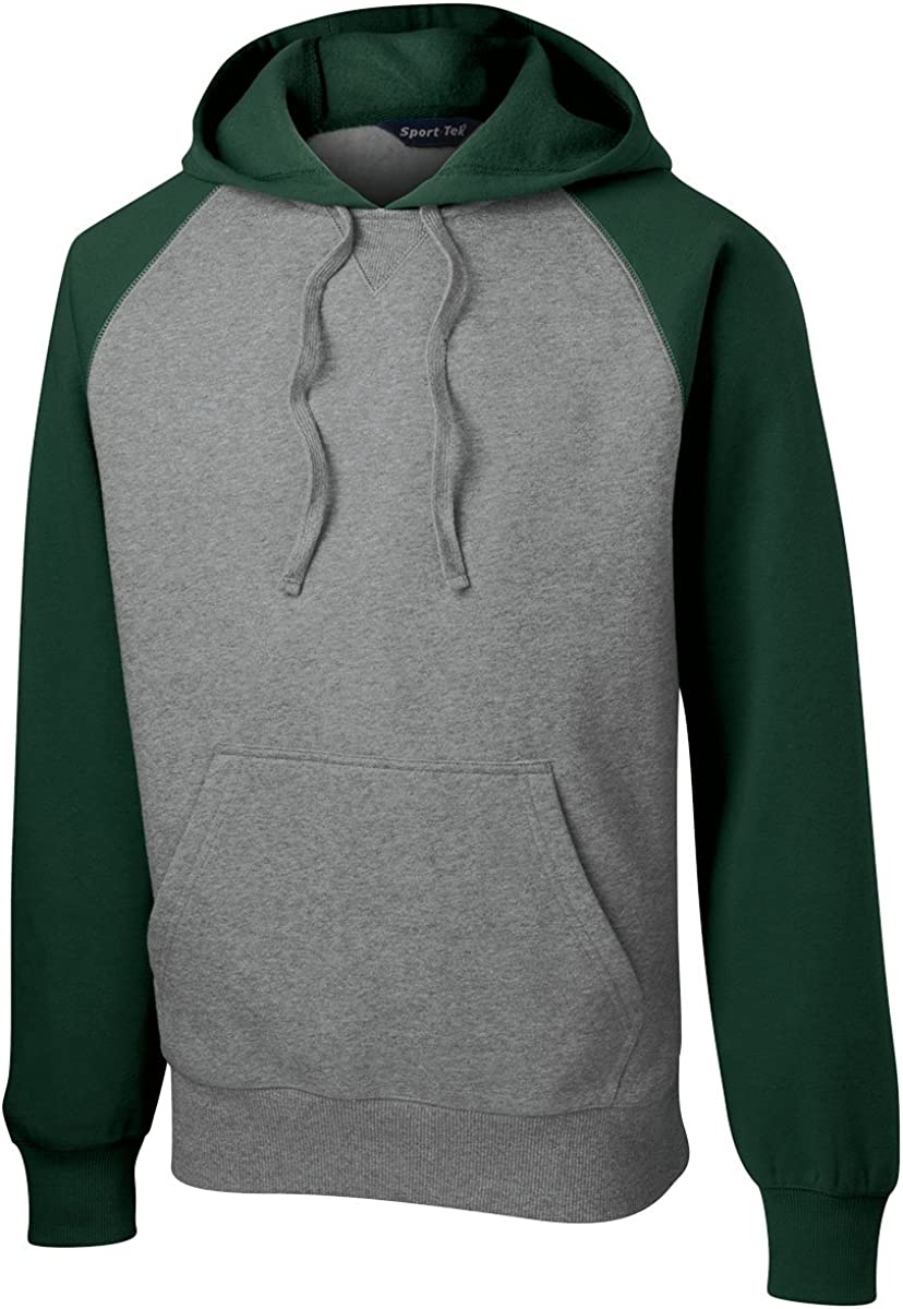 Sport-Tek Men's Soft Pullover Hooded Sweatshirt