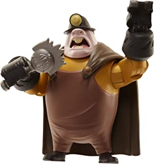 The Incredibles 2 Underminer 4-Inch Action Figure with Accessory