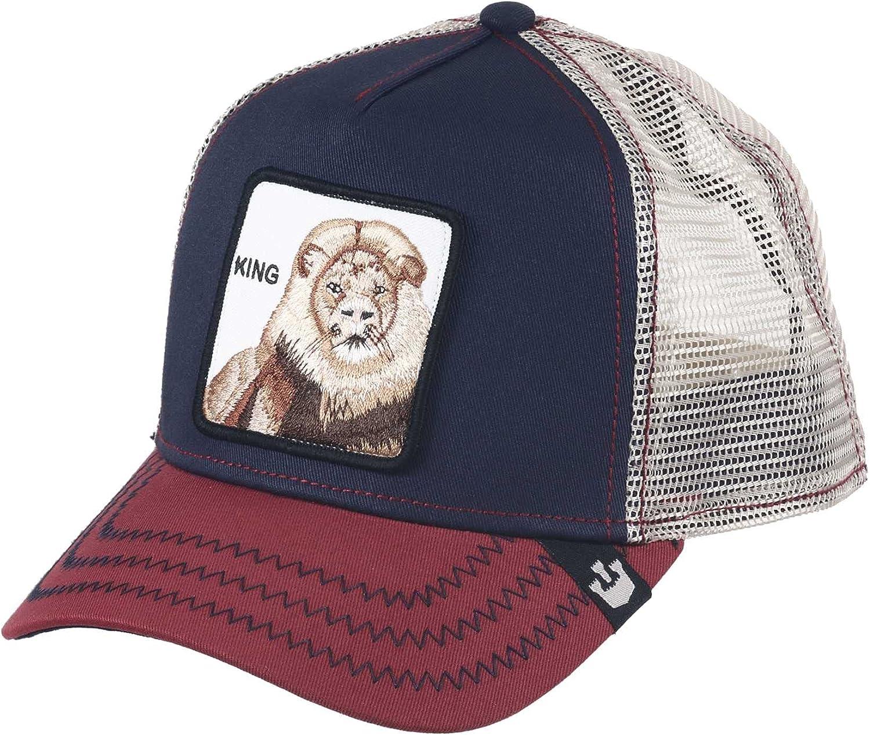 訳あり Goorin 商い Bros. Big Rock Navy - Trucker One-Size Cap