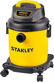 Stanley Wet/Dry Vacuum, 2.5 Gallon, 4 Horsepower