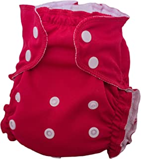 AppleCheeks One Size Washable Swim Diaper (Red Red Whine)