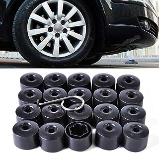 herramienta de extracci/ón para AudiVW 20 tapas de tuerca para rueda de coche