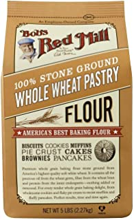 Bob's Red Mill Pastry Flour Whole Wheat 2 pack (2)