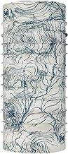 Buff Adults Unisex Coolnet UV+ Tubular Scarf - Silver Grey - OS