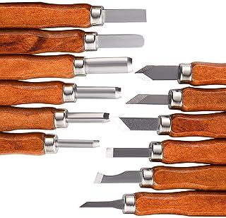 Mango de madera de herramienta de gancho de madera Allsome con titanio recubierto de madera de carburo de carburo cortador de hojas de trabajo de brote redondo HT2854 insertos de carburo