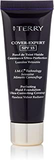 By Terry Cover Expert Perfecting Fluid Foundation SPF 15, No. 03 Cream Beige, 1.18 Ounce