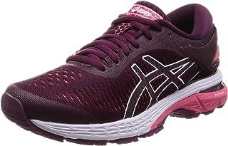 ASICS Women's Gel-Kayano 25 Roselle/Pink Cameo Running Shoes- 5 UK/India (38 EU) (7 US) (4550214244463)