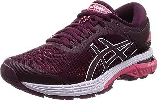 ASICS Women's Gel-Kayano 25 Roselle/Pink Cameo Running Shoes-5 UK/India (38 EU) (7 US) (4550214244463)