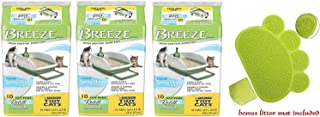 Tidy Cats Breeze Refill Pads Spring Clean Scent 10pk (3-Pack Bundle)