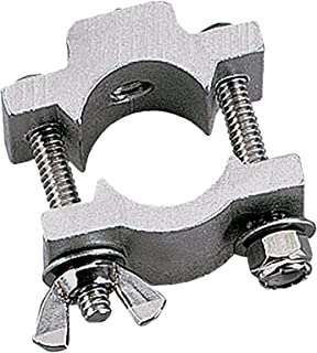 Driftmaster 215BR Lil Pro Clamp Base Round Rail, 1-Inch Dia