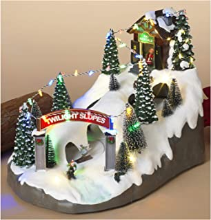 Best animated christmas village Reviews