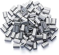 aluminum cable crimp sleeves