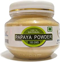 Keraleeyam - Ripe Papaya Fruit Facial Powder For Skin Whitening-100gm