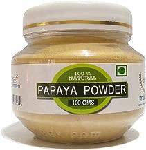 Keraleeyam - Ripe Pappaya Fruit Facial Powder For Skin Whitening-100gm