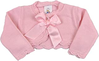Schnizler Strickjanker Pink Gilet B/éb/é Fille